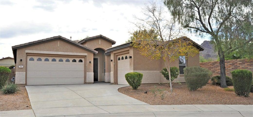 7635 W Gold Rock Place, Tucson, AZ 85743