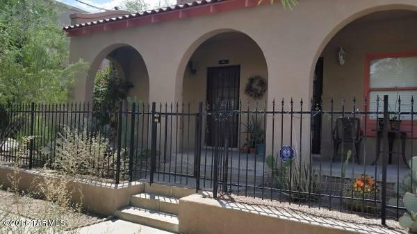 811 N 5Th Avenue, Tucson, AZ 85705