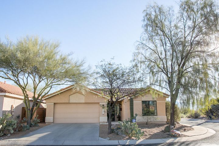 5524 N Star Canyon Court, Tucson, AZ 85750