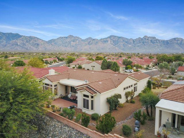 Located in the most convenient active adult community in the Tucson area.
