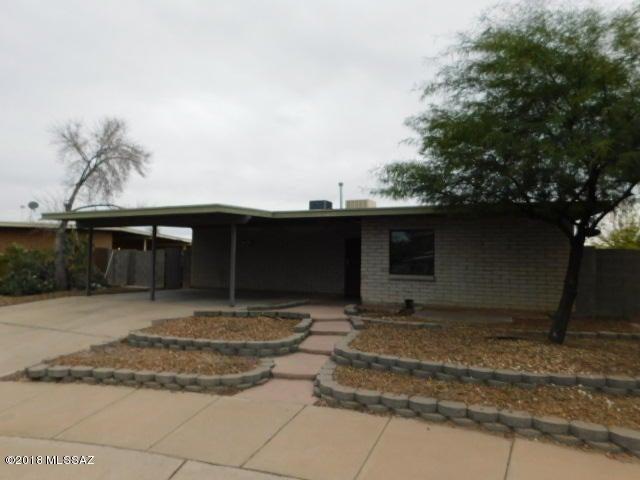 2921 W Treeline Place, Tucson, AZ 85741