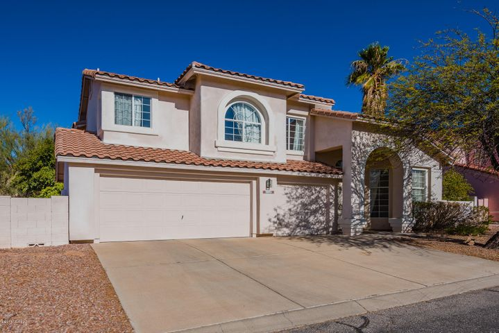 9881 N Windwalker Trail, Tucson, AZ 85742