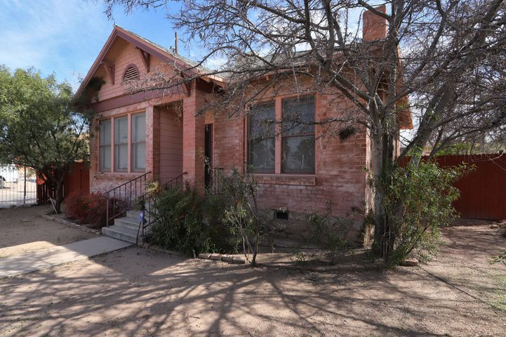 314 E 2nd Street, Tucson, AZ 85705