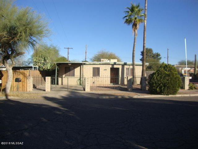 2460 N Sycamore Boulevard, Tucson, AZ 85712