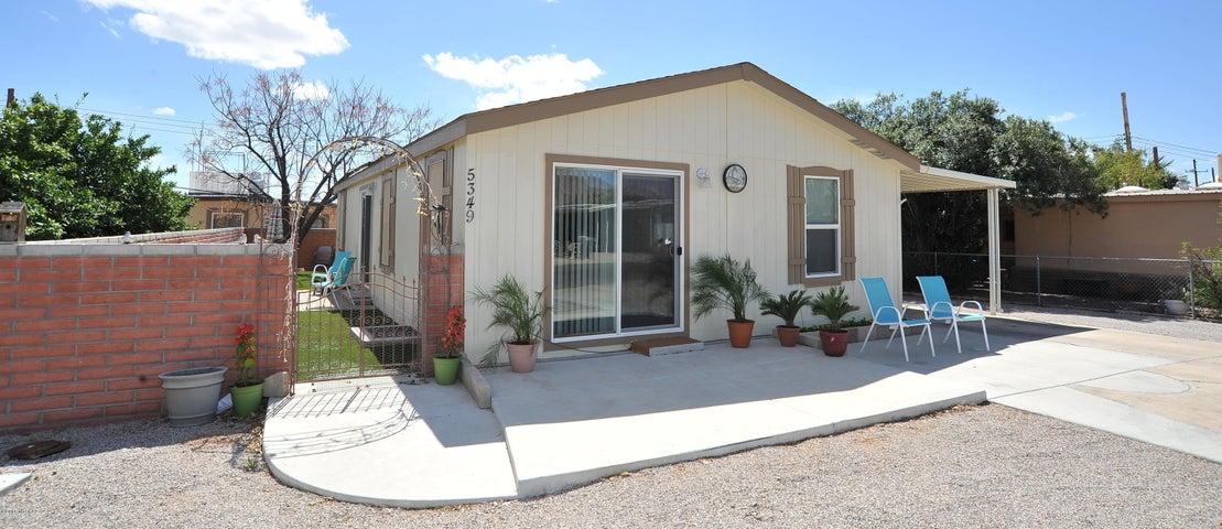 5349 W Rocking Circle, Tucson, AZ 85735