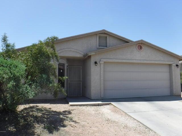5398 S Via Florena, Tucson, AZ 85706