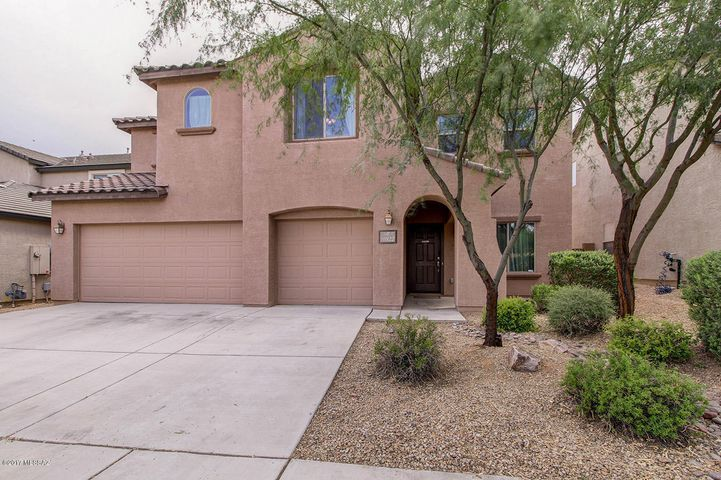 10822 E Deep Sky Drive, Tucson, AZ 85747
