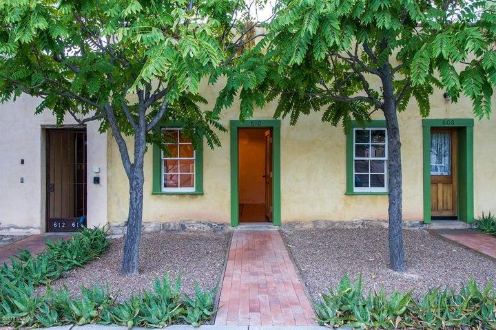610 S Convent, (Condo # 610) Avenue, Tucson, AZ 85701