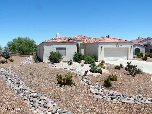 3305 S Tee Box Court, Green Valley, AZ 85614
