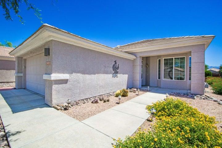 13452 N Heritage Canyon Drive, Marana, AZ 85658