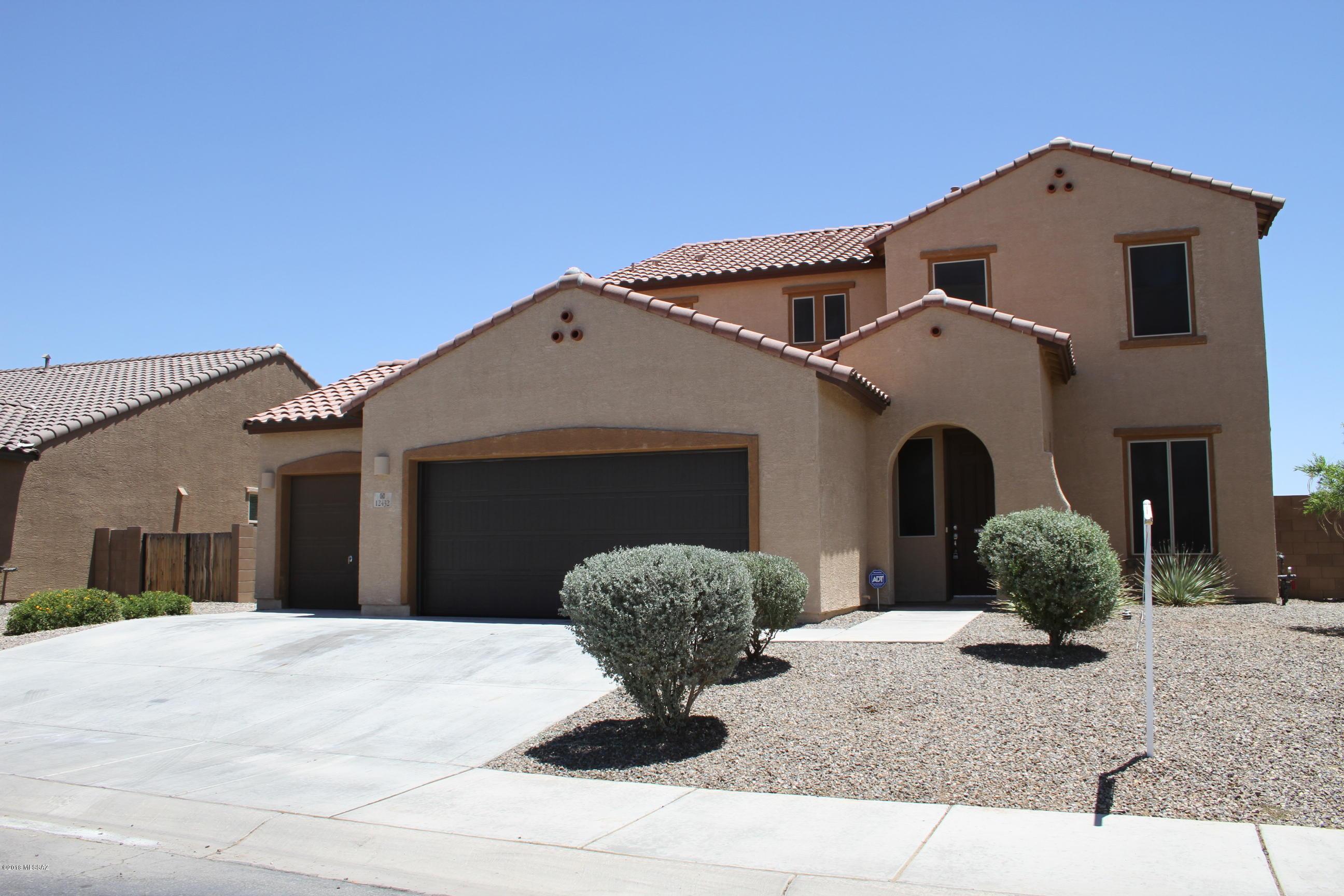 12432 N Bufflehead Drive, Marana, AZ 85653