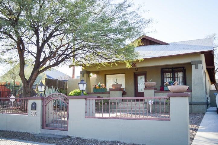738 E Mabel Street, Tucson, AZ 85719