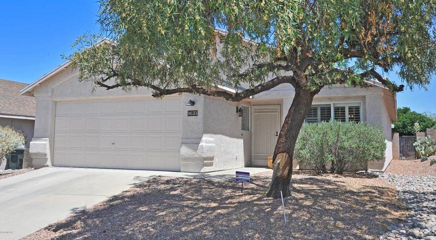 9633 E Sascha Street, Tucson, AZ 85748