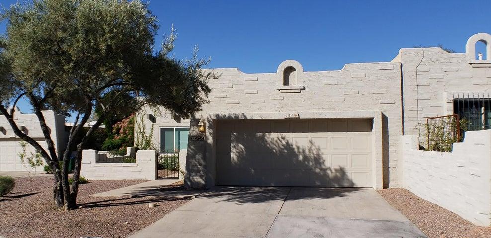 4545 N Mountain Quail Road, Tucson, AZ 85750