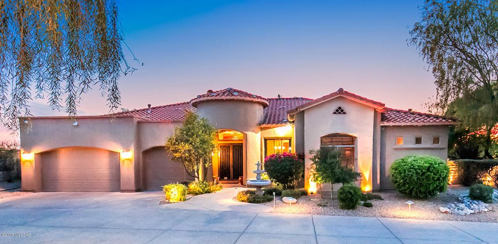 6044 N Pinnacle Ridge Drive, Tucson, AZ 85718