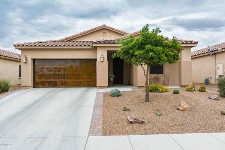 4506 W Harmony Ranch Place, Marana, AZ 85658