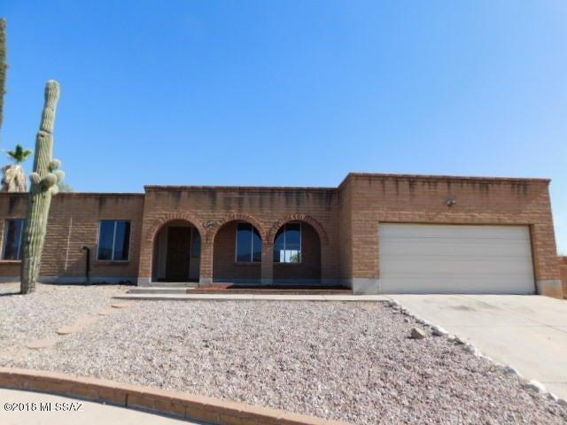 9540 E Stefan Road, Tucson, AZ 85748