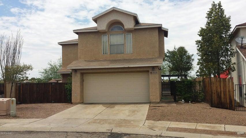 2628 W Brogan Street, Tucson, AZ 85745