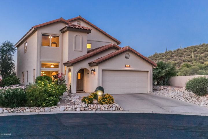 1707 Deer Hollow Loop, Oro Valley, AZ 85737