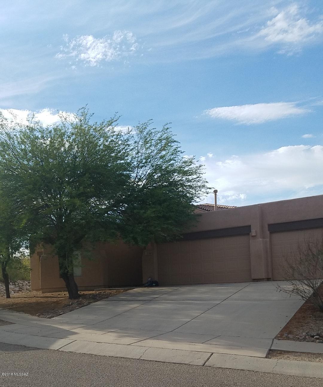 3168 W Painted Hills Ranch Court, Tucson, AZ 85745