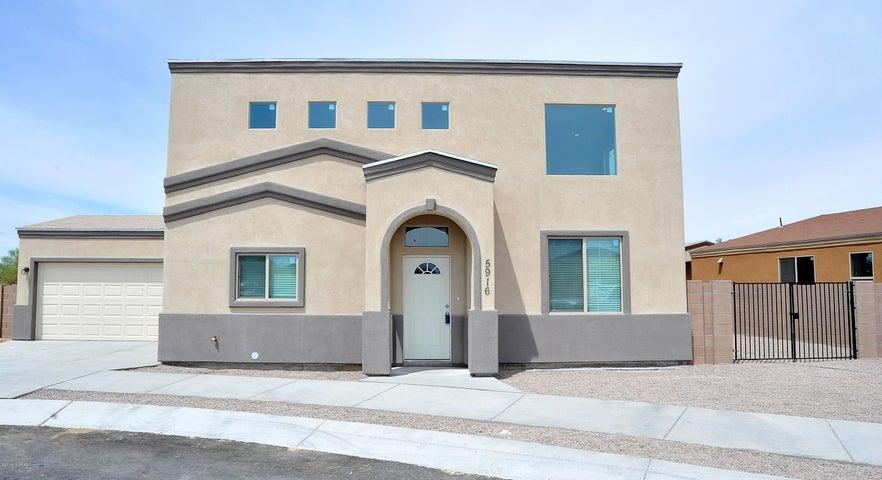 5919 S Alvord Place S, Tucson, AZ 85706