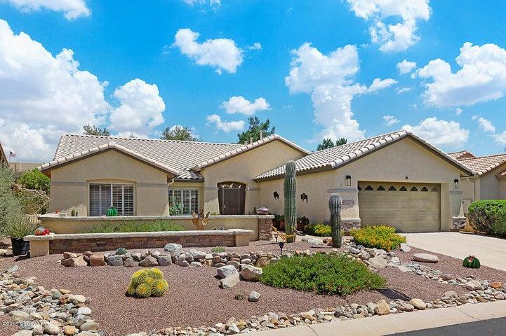 62918 E Flower Ridge Drive, Tucson, AZ 85739