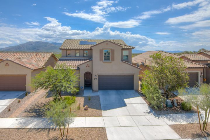 5587 S Sunrise Peak Road, Tucson, AZ 85747
