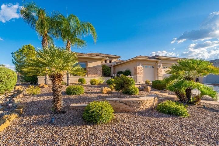 11082 E Sunrise View Drive, Tucson, AZ 85748