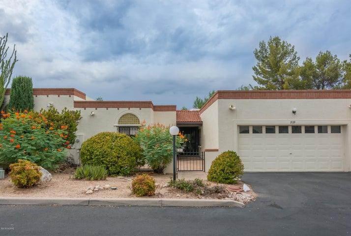 939 W Palma de Pina, Tucson, AZ 85704