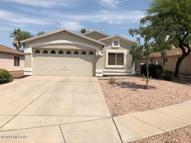 10101 E Desert Valley Place, Tucson, AZ 85747