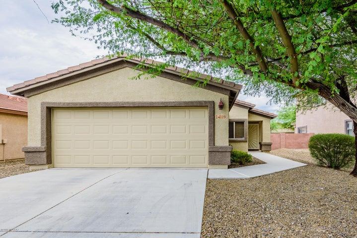 4119 E Shadow Branch Drive, Tucson, AZ 85756