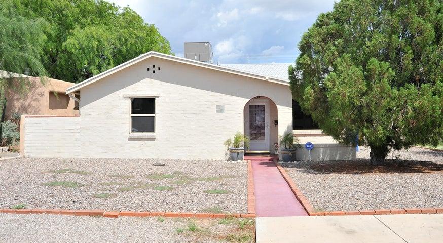 1237 E Spring Street, Tucson, AZ 85719