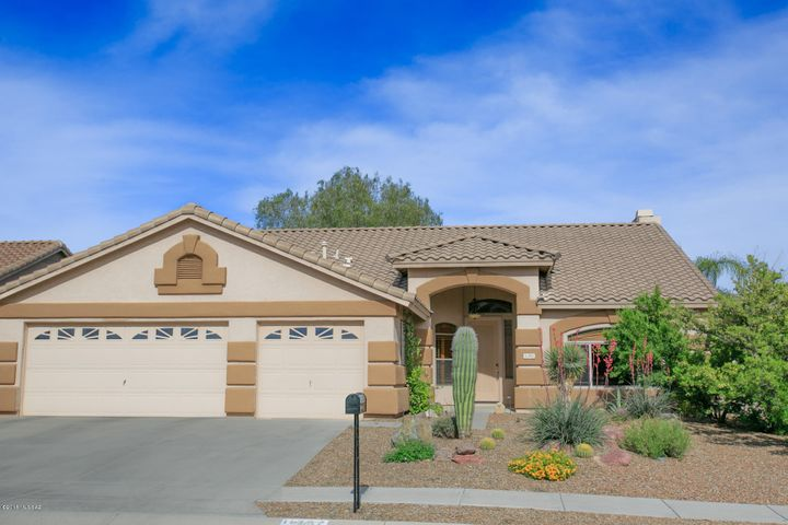 11392 N Twin Spur Court, Oro Valley, AZ 85737