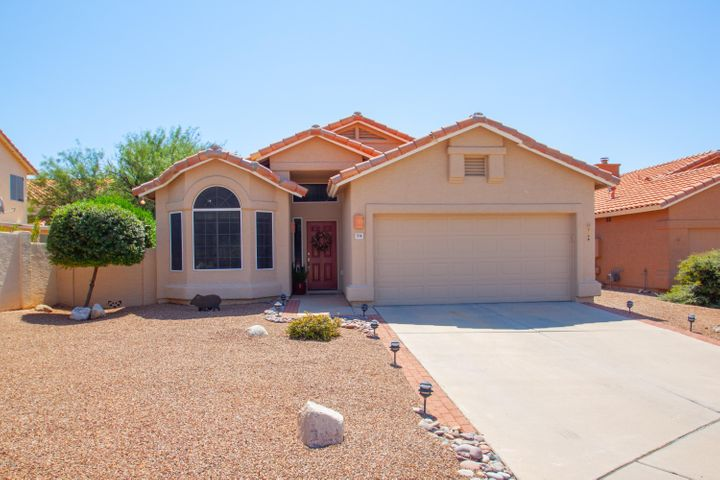 7798 E Castle Valley Way, Tucson, AZ 85750