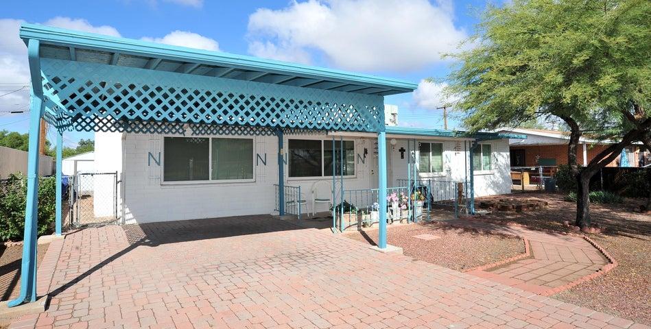 7026 S San Fernando Avenue, Tucson, AZ 85756