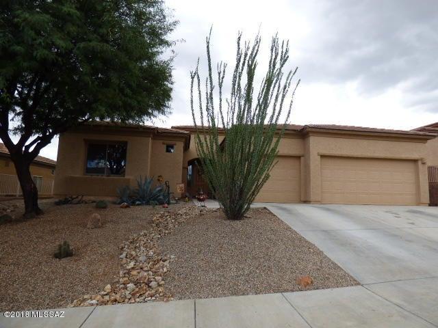 1131 W Tenniel Drive, Green Valley, AZ 85614