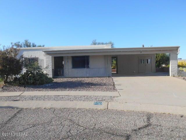 5 E Santa Rebecca Drive, Green Valley, AZ 85614