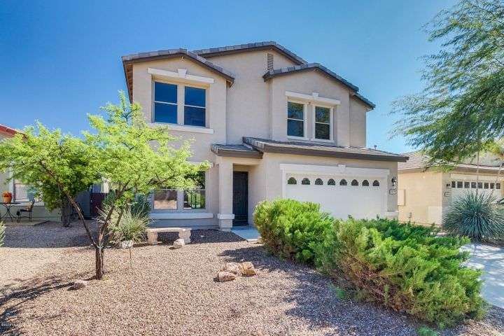 12872 N Yellow Orchid Drive, Oro Valley, AZ 85755