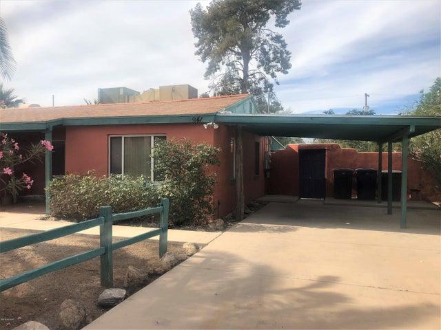 941 N Benton Avenue, Tucson, AZ 85711