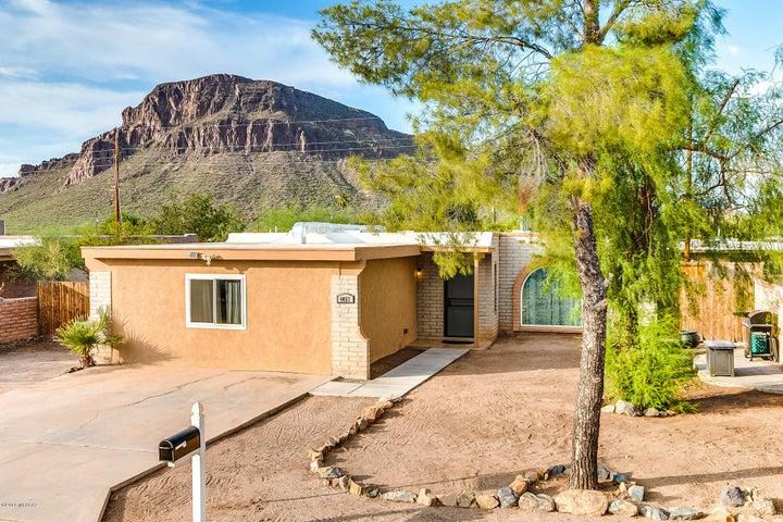 4457 S Paseo Don Carlos, Tucson, AZ 85735