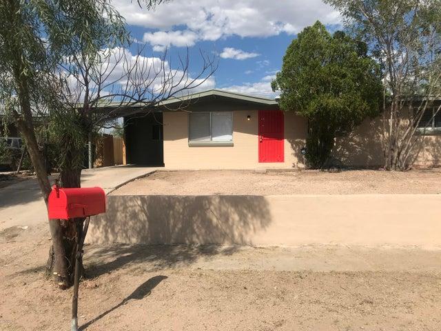 3725 E Nebraska Stravenue, Tucson, AZ 85706