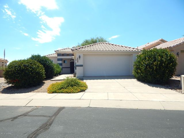 291 W Hopkins Vista Drive, Green Valley, AZ 85614