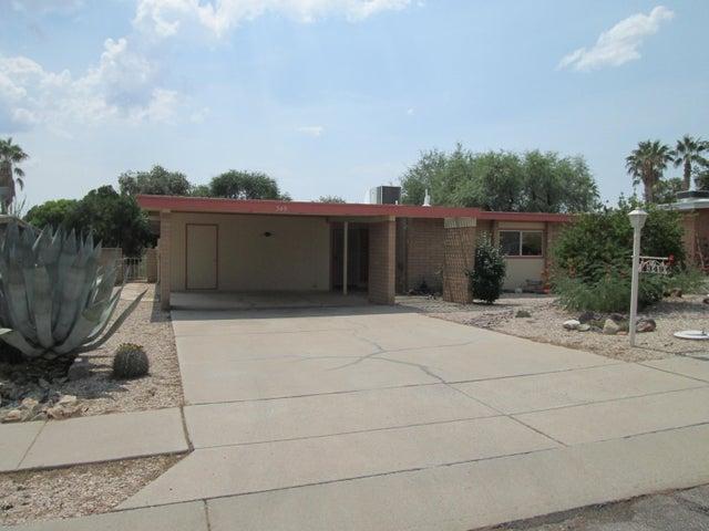 349 W Via Bacanora, Green Valley, AZ 85614