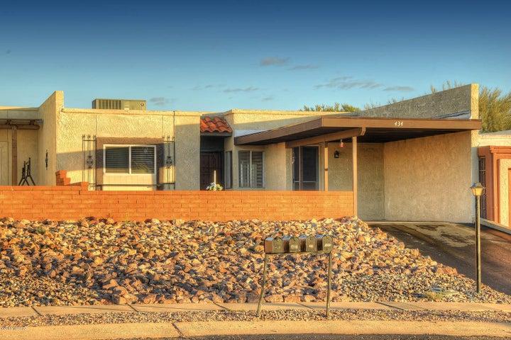 434 W San Ignacio, Green Valley, AZ 85614