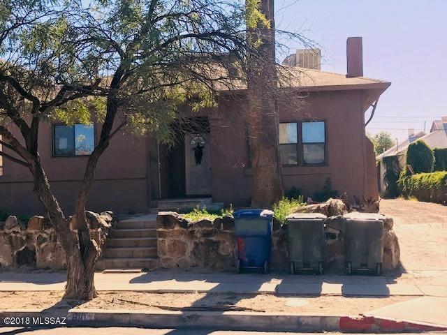 810 E 9th Street, Tucson, AZ 85719