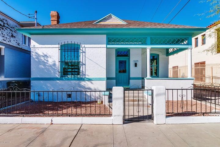 117 E 14th Street, Tucson, AZ 85701