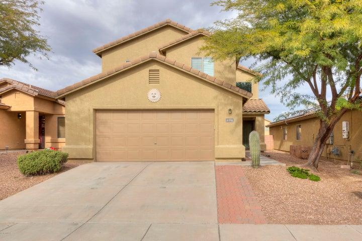 690 W Cholla Crest Drive, Green Valley, AZ 85614