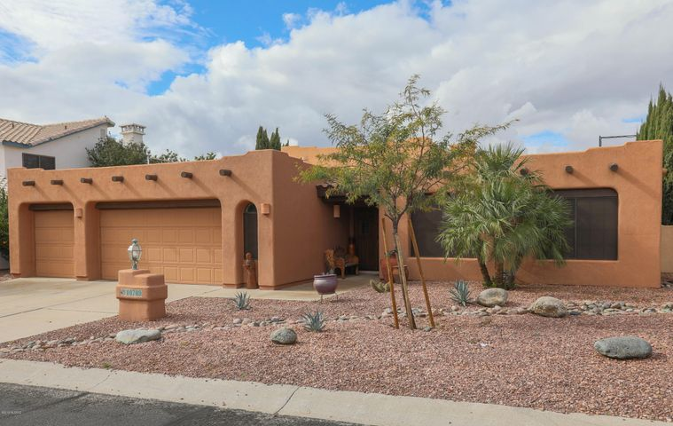 10709 N Thunder Hill Place, Oro Valley, AZ 85737