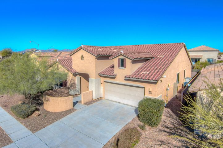 12803 N Via Vista Del Pasado, Oro Valley, AZ 85755