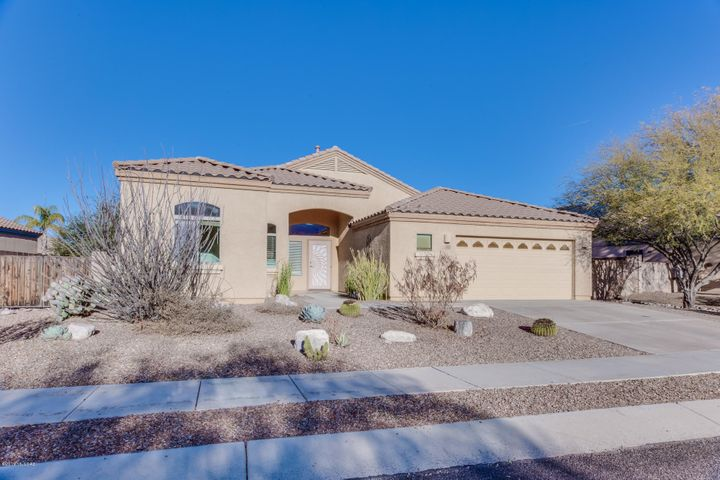 15057 N Rugged Lark Drive, Tucson, AZ 85739